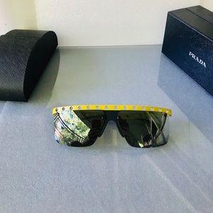 Prada Square Sunglasses